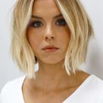 Face Framing Short Bob Haircuts for 2018