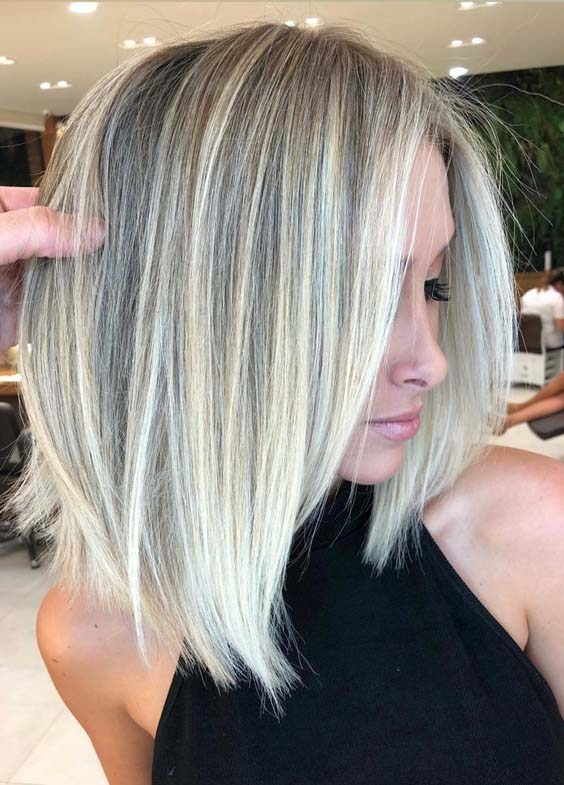 25 Fantastic Ash Blonde Hair Colors Shades in 2021
