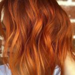 Fiery Copper Red Hair Color Ideas for 2018