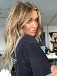 Gorgeous Blends of Balayage Hair Color Shades for 2018