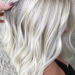 Ice Blonde Hair Color Trends for 2018