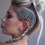Incredible Styles Of Braids with Top Bun in 2018