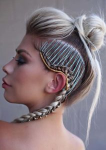 Incredible Styles Of Braids with Top Bun in 2021