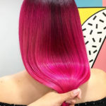 Inspirational Pink Hair Color Shades in 2021