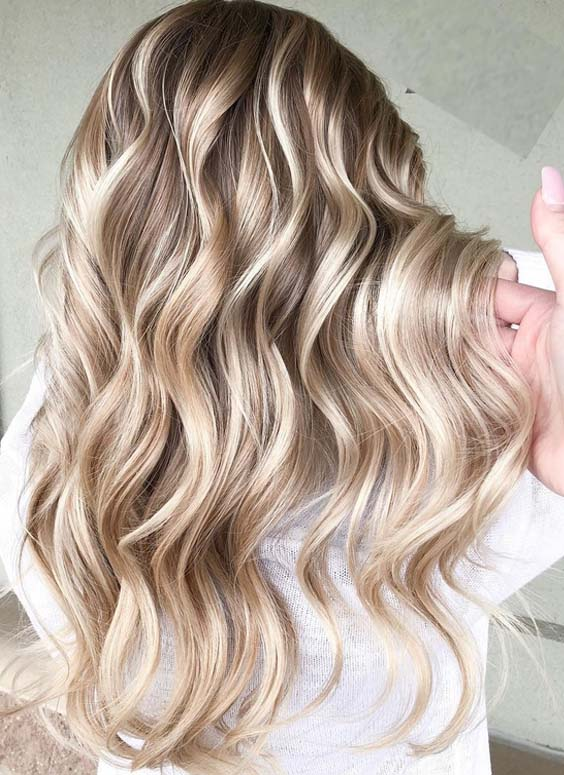 52 Light Brown Balayage Hair Color Shades for 2018