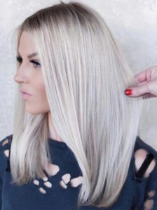 Lovely Blonde Hair Color Trends for 2018