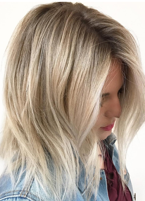 43 Marvelous Beige Blonde Hair Color Trends in 2021