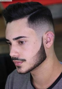 Men's Short Fade Haircuts for 2021