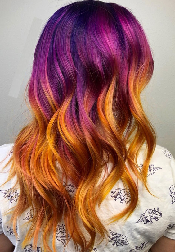 47 Adorable Modern Pulp Riot Hair Color Shades for 2018