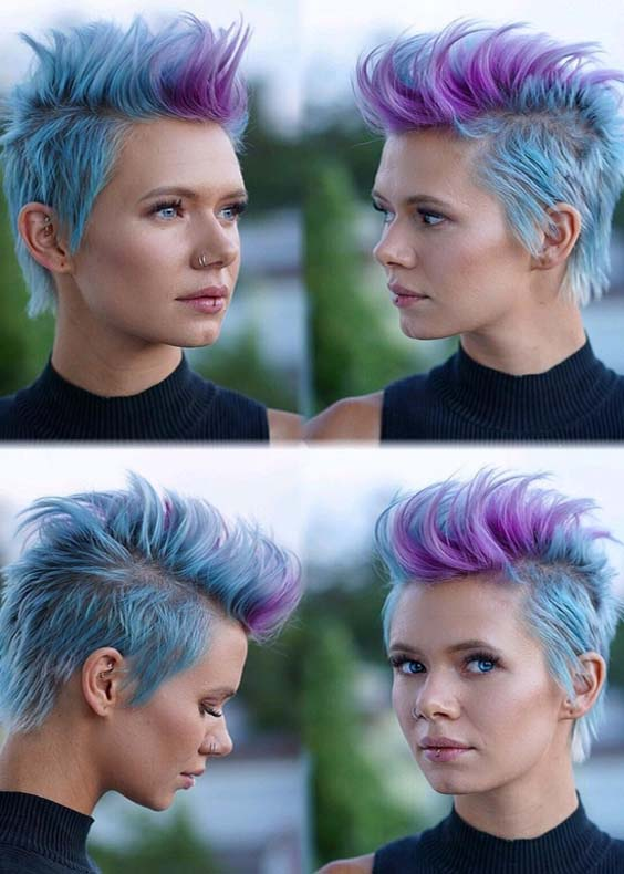 50 Modern Shaggy Pixie Haircuts & Hairstyles for 2018