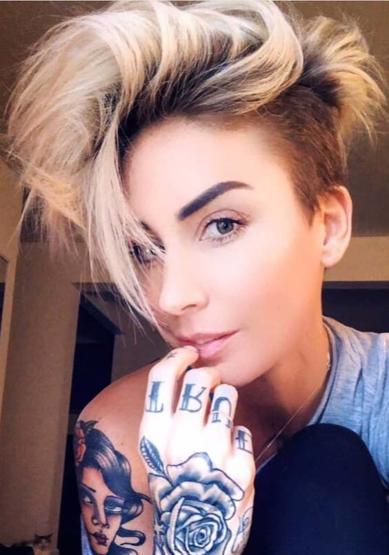 30 Perfections Of Short Pixie Haircuts for Women 2018