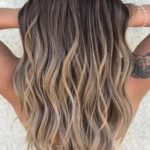 Sandy Blonde Balayage Hair Color Trends in 2021