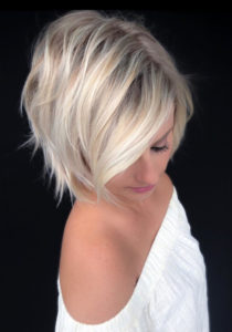 Short Blonde Haircuts for Women 2018