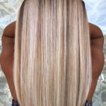Sleek Straight Balayage Hairstyles for 2021