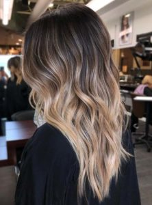 Stunning Balayage Ombre Hair Color Shades for 2021