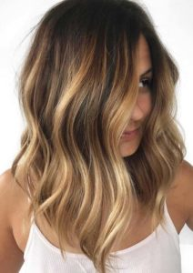 Stunning Balayage Ombre Hair Colors for 2018