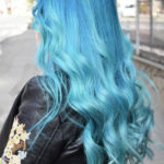 Stunning Looks of Blue Hair Colors for 2018