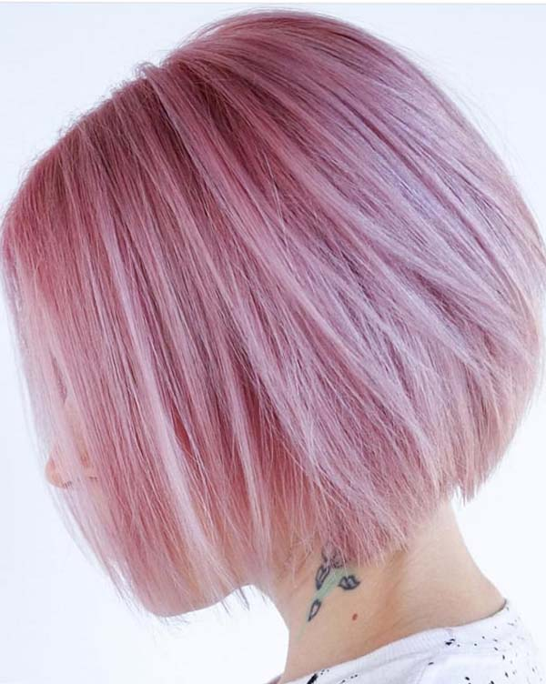 30 Stunning Pink Hair Color Shades for Women 2018