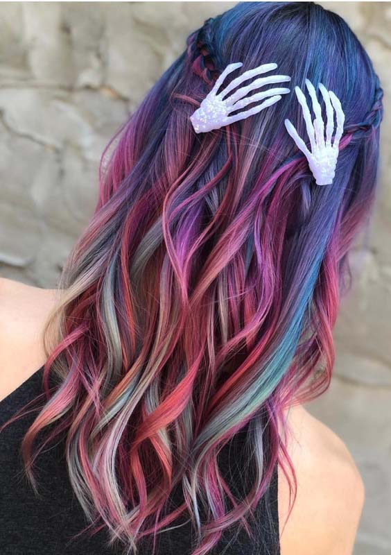 40 Stunning Pulp Riot Hair Color Trends to Wear in 2018
