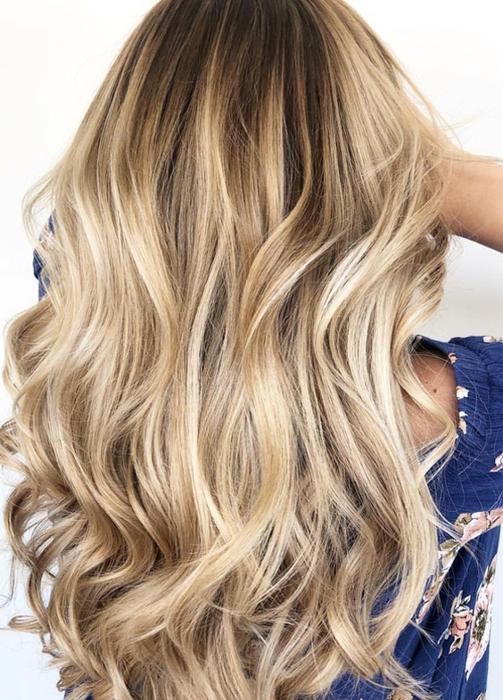 20 Stunning Shades of Balayage Hair Colors in 2018