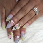 Unicorn Nail Arts & Designs for 2021