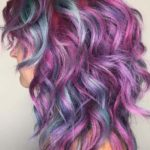 Vibrant Pastel Hair Color Ideas for 2021