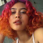 Virgin Pink, Purple Rain, Cosmic Sunshine Curls in 2018