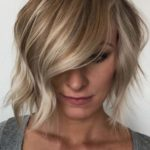 Amazing Honey Blonde Bob Haircuts for Short Hair in 2021