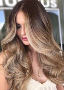 Amazing Ideas Of Balayage Ombre Hair Color Shades in 2021