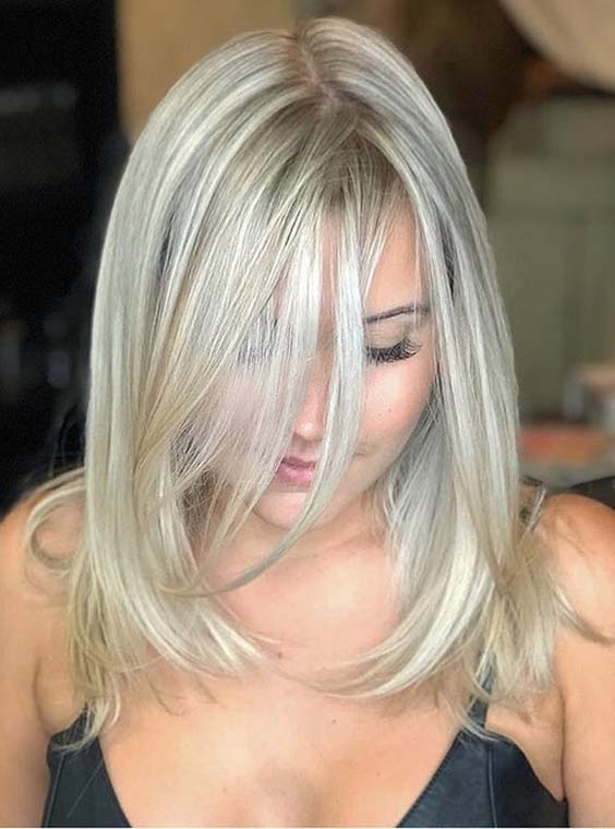 Brilliant Ideas Of Blonde Hairstyles Trends for 2018