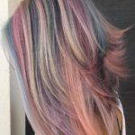 Cotton Candy Hairstyles & Hair Color Ideas for 2018