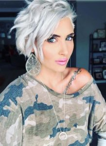 Cute Short Haircuts for Women 2018