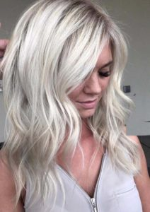 Fabulous Blonde Hair Colors & Highlights in 2018
