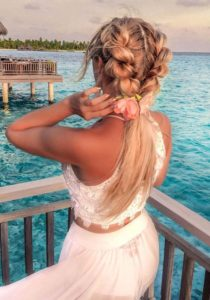 Fantastic Braids with Blonde Hair Colors for 2018