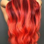 Fiery Red Hair Color Ideas for Women 2018