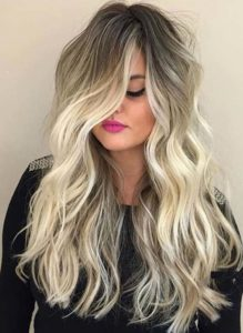 Glorious Trends Of Blonde Balayage Hair Colors for 2018