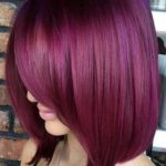 Gorgeous Plum Hair Color Ideas for 2018