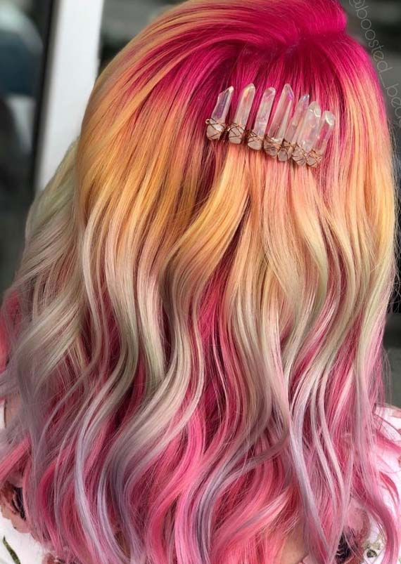 Incredible Pulp Riot Hair Color Shades You Must Try in 2018