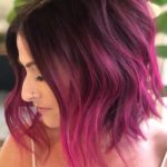 Pink Hair Color Ideas and Shades in 2018