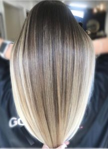 Seamless Blonde Hair Color Blends in 2018