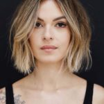 Short Blonde Bob Hairstyles and Haircuts for 2021