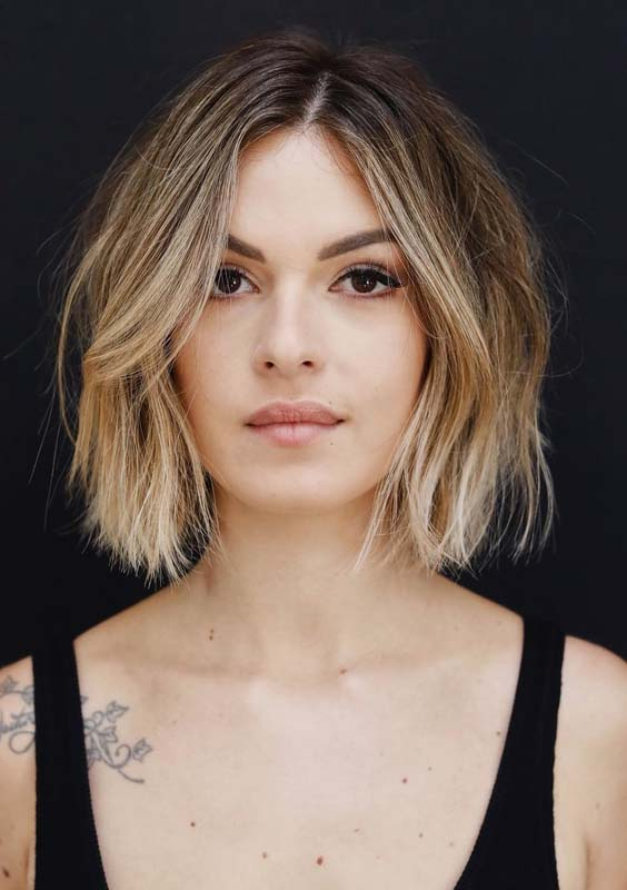 Best Short Blonde Bob Hairstyles and Haircuts to Try in 2018