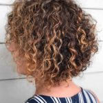 Short Curly Bob Hair Looks in 2021