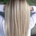 Straight Blonde Hair Styles for 2018