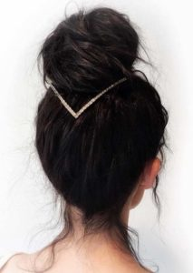 Top Knot Bun Hairstyles for Women 2018