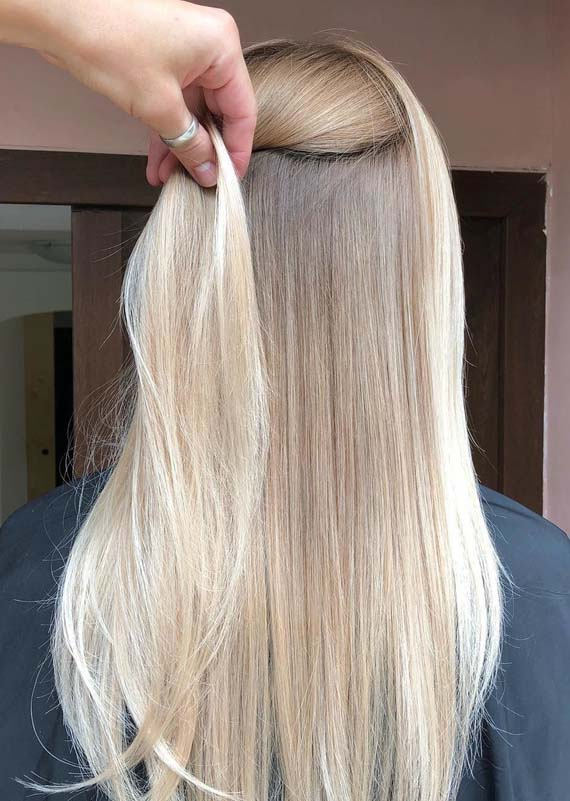 Absolutely Fantastic Blonde Hair Color Blends in 2018