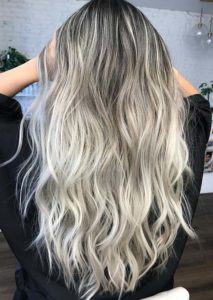 Ash Blonde Hair Color Highlights for Long Hair in 2021