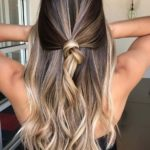 Awesome Balayage Knot Hairstyles for 2021