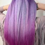 Awesome Purple Hair Color Trends in 2021