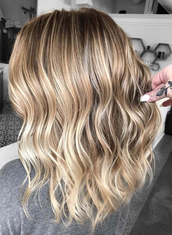Best Balayage Ombre Hair Color Shades to Try in 2021